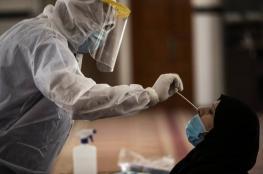 الصحة بغزة: حالة وفاة و67 إصابة جديدة بفيروس كورونا و120 حالة تعاف