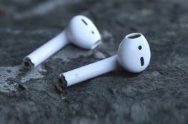 """اليابانيون يخترعون مكنسة كهربائية خاصة بسماعات """"آيربودز"""""""