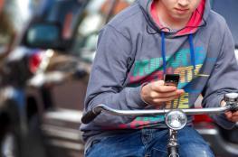 هولندا.. حظر استخدام الهواتف المحمولة أثناء قيادة الدراجة الهوائية