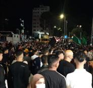 مسيرة اليوم في رام الله