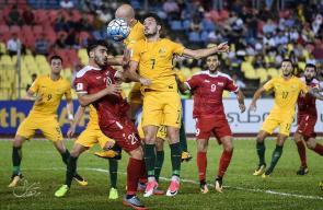 تعادل ثمين لسوريا من أستراليا بذهاب الملحق الآسيوي لتصفيات المونديال
