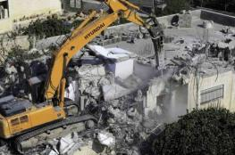 الاحتلال يوزع أوامر هدم على منازل فلسطينية ببلدة سلوان