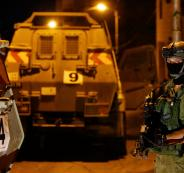 اعتقالات-الاحتلال-الليلية