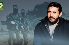 القائد العام لأول لكتائب القسام ياسر النمروطي