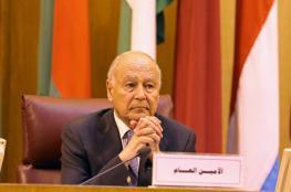 """أبو الغيط يعلق على اتفاقات السلام الأخيرة مع """"إسرائيل"""""""
