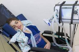 A child died in Gaza as a result of his injury by Israeli airstrike during 2014 war