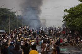 الأمم المتحدة: مقتل 872 مناهضا لانقلاب ميانمار