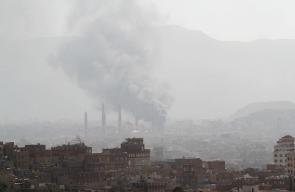 تواصل المعارك بين جماعة الحوثي وقوات الرئيس اليمني المخلوع علي صالح في صنعاء