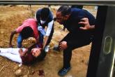 الطفل الذي أعدمه الاحتلال بدم بارد خلال مشاركته بمسيرة العودة