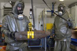 تقرير رسمي إسرائيلي: الجيش غير مستعد لمواجهة تهديدات بالأسلحة الكيماوية والبيولوجية