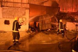 مقتل 10 أشخاص وإصابة 3 في حريق بالرياض