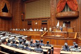 """البرلمان الياباني يوافق على قانون تجريم """"التفكير في الجريمة"""""""