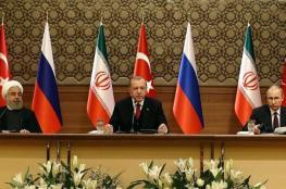البيان الختامي لقمة أنقرة يشدد على وحدة سوريا والتمسك بمبادئ الأمم المتحدة