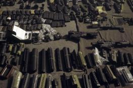 """الاحتلال يعتقل 8 مواطنين في نابلس بدعوى """" إنشاء خلية لتجارة الاسلحة """""""