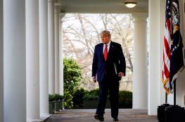 ترامب: موت 200 ألف أمريكي بفيروس كورونا سيناريو جيد