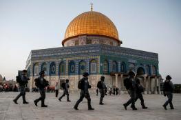 الاحتلال يضع شروط لفتح المسجد الأقصى.. تعرف عليها