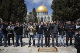 مساجد فلسطين تؤدي صلاة الغائب على ضحايا جريمة نيوزيلندا