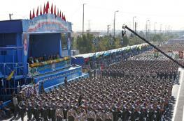 الحرس الثوري الإيراني: حركة مدعومة من السعودية مسؤولة عن هجوم العرض العسكري