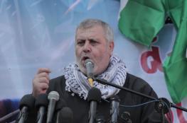 """البطش يرد على اتهامات """"عزام الأحمد"""" للجهاد الاسلامي"""