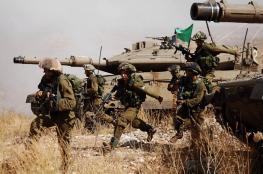تدريبات جوية وبرية خاصة لجيش الاحتلال في قبرص