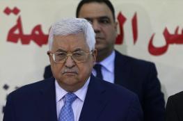 """المستويات الأمنية والسياسية الإسرائيلية تخشى مرحلة ما بعد """"عباس"""""""