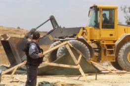 الاحتلال يطالب أهالي أم الحيران في النقب بإخلاء منازلهم