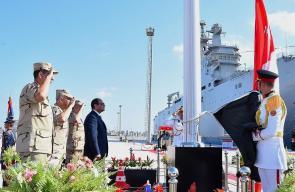 الجيش المصري يطور قاعدة عسكرية مطلة على البحر المتوسط