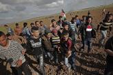 Israeli occupation forces injure 20 Palestinians at Gaza border clashes