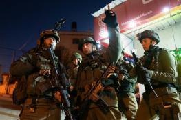 الاحتلال يعتقل 8 مواطنين بالضفة المحتلة