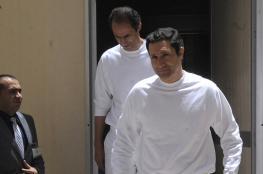 أول تعليق من نجل مبارك بعد صدور أمر بحبسه