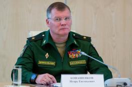 روسيا تتهم واشنطن بالتورط في دعم تنظيم الدولة