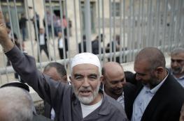 منظمة حقوقية: الاحتلال طور طريقة خاصة لاغتيال الشيخ صلاح