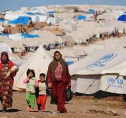 Refugee camp in Lebanon - (Archives)