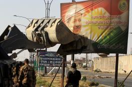 القوات العراقية تعلن السيطرة على مطار كركوك العسكري