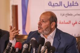 خليل الحية: أي عقوبات جديدة تفرضها السلطة على غزة سيقابلها إجراءات بما يكافئها