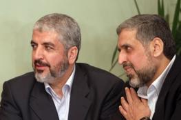 """حماس لـ """"شهاب"""": شلح شخصية وطنية والسلطة هي الحلقة الأضعف في مكونات شعبنا"""