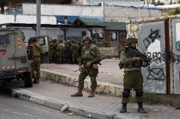 جيش الاحتلال يعزز فرقة الضفة بقوات إضافية
