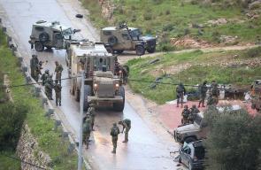 قوات الاحتلال تعدم شابين فلسطينيين في قرية كفر نعمة