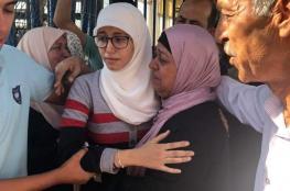 الاحتلال يفرج عن الأسيرة الصحفية علا مرشود من نابلس