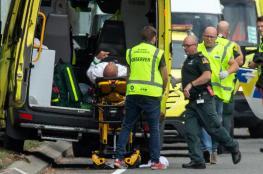 استشهاد وإصابة عدد من الفلسطينيين بهجومي نيوزيلندا الإرهابيين