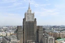 الخارجية الروسية: روسيا مستعدة لتنظيم لقاء بين الفلسطينيين في موسكو