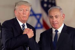 نتنياهو يجدد شكره لترامب على تشديد العقوبات على إيران