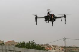 طائرة مسيرة انطلقت من غزة وحلّقت فوق مستوطنات الغلاف وألقت جسما متفجرا