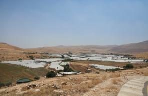 الحياة اليومية في قريتي فروش بيت دجن والجفتلك المهددة بالضم بالأغوار الوسطى