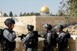 الاحتلال يفرض اجراءات مشددة على دخول المصلين للأقصى غداً