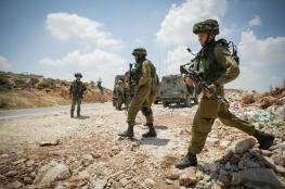 إطلاق نار تجاه موقع عسكري إسرائيلي قرب نابلس