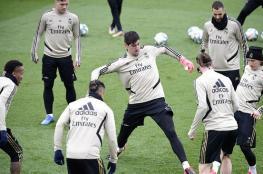 نجم ريال مدريد يصاب بفيروس كورونا ويغيب عن دوري الأبطال