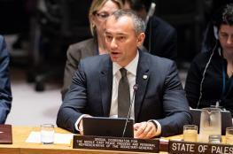 حماس: ميلادينوف منحاز للاحتلال على حساب شعبنا وآلامه