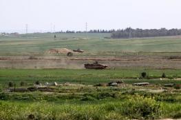 توغل محدود لآليات الاحتلال شرق رفح وغزة
