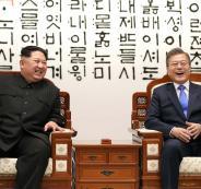 قمة-تاريخية-بين-الزعيمين-الكوريين2
